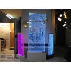 Ścianka bąbelkowa  wolno stojąca  100x250cm