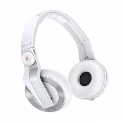 Pioneer HDJ 500 DJ HEADPHONES WHITE