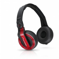 Pioneer HDJ 500 RED DJ Headphones