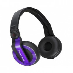 Pioneer HDJ 500 PURPLE HEADPHONES DJ SALE