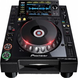 Pioneer CDJ-2000 CD PLAYER NEXUS