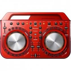 PIONEER DDJ-WEGO 2 KONTROLER DJ- RED