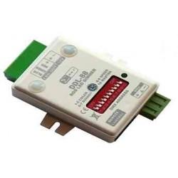 STEROWNIK KONTROLLER RGB LED DIMMER DMX DDL-88