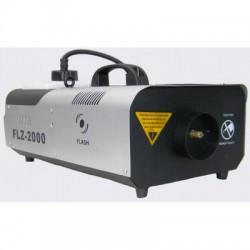 MACHINE FOR SMOKE FLZ-2000 DMX + WIRELESS REMOTE CONTROL