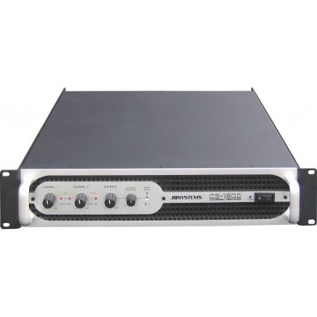 Końcówka mocy JBSYSTEM C3-1800