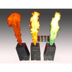 GENERATORS MACHINE FIRE 4 COLOUR