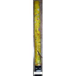 konfetti tuba 60 cm odpalana elektrycznie 12v